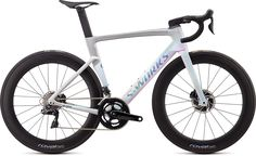 The 2020 Specialized S-Works Venge – Sagan Collection LTD overexposed - Buy Bikes online, enquire or visit your local Specialized Concept Store today. Best Road Bike, Road Bikes, Custom Wheels And Tires, Buy Bike, Mountain Biking, It Works, Bike Workouts, Swimming Workouts, Swimming Tips