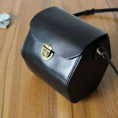 Genuine leather vintage women handbag shoulder bag crossbody bag | Evergiftz
