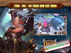Chiến Thần Dota là một game thẻ bài 3D ARPG – MOBA vô cùng độc đáo và hấp dẫn do VTC phát hành, tai game chien than dota miễn phí cho điện thoại.