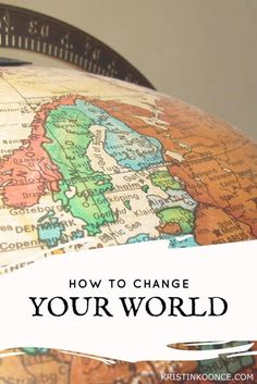 Do you want to change the world? In this post, I talk about lightning bugs and how Christians change the world by first changing THEIR world--the world around them. Click through to learn how to change your world and what you can do to make a difference right where you are!