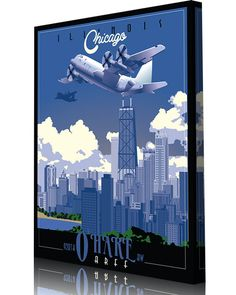 Share Squadron Posters for a 10% off coupon! O'Hare 928th AW C-130 #http://www.pinterest.com/squadronposters/