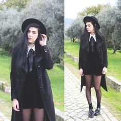 Holynights Claudia - Dr. Martens Adrien Shoes - To die by your side the pleasure and the privilege is mine