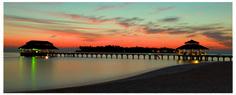 Romantic sunset  © Kihaad Maldives
