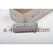 Cod produs: Foite Mascotte Extra Disponibilitate: În Stoc Preţ: 1,50RON  Foite Mascotte Extra.Foitele sunt transparente.  Cantitate 50 foite EXTRAFINE(12 g/m).  Ardere lenta.