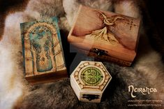 The Tolkien collection by LuthienSecrets