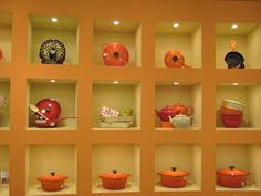 LE CREUSET(ル・クルーゼ)店内2