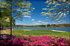 Escape for Spring Break to Reynolds at Lake Oconee!