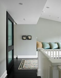 Sw Aloof Gray By Sherwin Williams Indoor Paint Colors Green