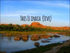 A story about a karnatakan boat in Hampi, India This is India! (five) - Hippie In Heels