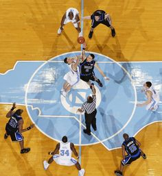 a rivalry with the school 8 miles away, I will be going to a Duke v. Carolina game by senior year