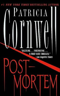 Patricia Cornwell knows how to write fast-paced crime novels that will keep you reading. Her lead character, medical examiner Kay Scarpetta, is intelligent and persistant while she solves CSI-style mysteries.