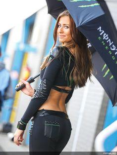 24 Best pit girls images | Pit girls, Umbrella girl, Grid girls