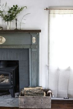 Home Design Labs- added fireplace moldings