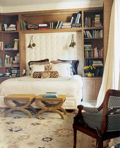 How to Prepare for Overnight Guests A great bedroom for guests.
