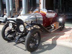 1919 Bentley - The very first Bentley car ever built.