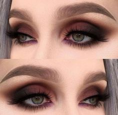 7 Ways to Spice Up Your Smokey Eye A smokey eye is one of the most classic make-up looks. At one time, women usually reserved their smokey eye looks for special occasions. Smokey Eyes are now a very popular eye make-up. The smoky eye […] Makeup Inspo, Makeup Art, Makeup Tips, Makeup Ideas, Beauty Makeup, Beauty Nails, Beauty Skin, Makeup Products, Makeup Hacks