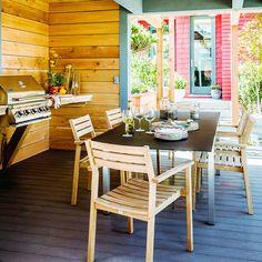 Favorite Outdoor Kitchen Ideas via Sunset | Warner Home Group of Keller Williams Realty, #Nashville #RealEstate www.warnerhomegroup.com C: 615.804.6029 O: 615.778.1818