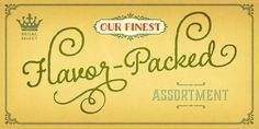 Fonts Free Hand Lettering fonts -Charcuterie