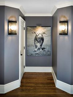 Jill Tran Rustic Home. Jill Tran Rustic Home Room Wall Colors, Paint Colors For Living Room, Paint Colors For Home, Living Room Decor, Rustic Paint Colors, Western Paint Colors, Living Area, Hallway Paint Colors, Western Living Rooms