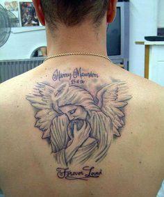 10 HOLY ANGEL Tattoo Designs