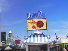 Casino Pier(@CasinoPier_BWB )Fall Fest this Sat 10/24/2015 @ 12:00 pm - 3:00 pm > Wear your best Halloween Costume