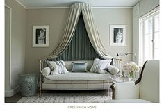 A dreamy daybed