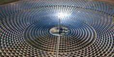 Sabías que La mayor planta solar del mundo será construida en Dubai