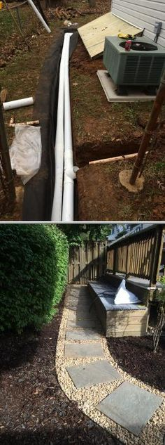 1000 Ideas About Drainage Solutions On Pinterest Dry