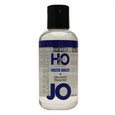 System JO Waterbased Lubricant has all the benefits of the original System JO, in feel and viscosity, yet does not contain oil, wax, or sil. Foreplay, Jaba, Vodka Bottle, Personal Care, Oil, Lotions, Braid, Water, Pregnancy