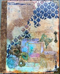MvM-Scrapdesigns: Remember with Art Anthology and May Arts.