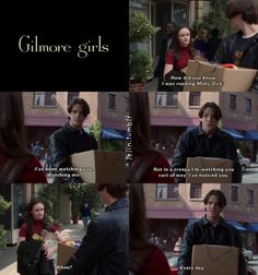 oy-with-the-poodles-already:  lelin:  Gilmore girls Season 1. Episode 1. Pilot