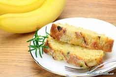Torta facil de cambur (se pueden sustituir harinas, mantequilla, azucar y yemas para hacerla ligera)