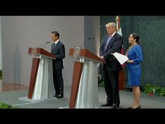 """U.S. Media Apoplectic Because Donald Trump Meeting Pena Neito Privately – *Update* Live Stream Added… 