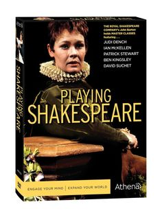 Playing Shakespeare [videorecording] / written and presented by John Barton ; directed by John Carlaw ; produced by Andrew Snell ; executive producers, Melvyn Bragg and Nick Evans ; [LWT ; ITV Global Entertainment] 4 discs.