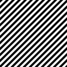 Diagonal Stripes - Black and White fabric by kimsa on Spoonflower - custom fabric