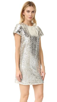 Lynx Sequin Dress