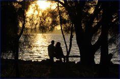 Romantic Sunset - HelpMeWithMyWedding.net