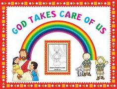 preschool sunday school bulletin board ideas follow leader