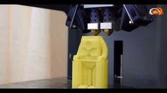 Robot Print from Mankati Fullscale XT 3D Printer   Fine finish 3D printing in New Zealand, Auckland, Hamilton. Head office for 3design, 74 Maleme Street, Tauranga.