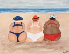 Foto& dikke dames & www.atiekeizerwaa& Foto& dikke dames & www.atiekeizerwaa& The post Foto& dikke dames & www.atiekeizerwaa& appeared first on Ruby Sanders. Famous Artists Paintings, Happy Paintings, Fat Art, Art Abstrait, Fat Women, Funny Art, Whimsical Art, Beach Art, Fabric Painting