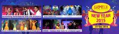 New Year Party 2015 @ Ramoji Film City in Hyderabad on December 31, 2014