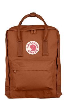 Fjallraven Kånken Classic Backpack Brick - Fjallraven