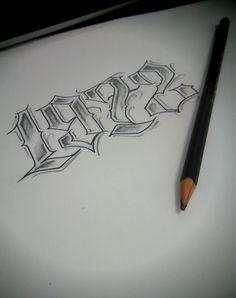 1993 – – Tattoo Ideas – # Ideas – Graffiti World Calligraphy Tattoo, Tattoo Lettering Fonts, Hand Lettering Alphabet, Graffiti Alphabet, Lettering Styles, Cholo Tattoo, Chicanas Tattoo, Tattoo Drawings, Number Tattoo Fonts
