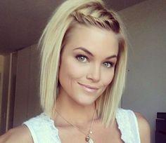Nette mittlere Haarschnitte für Mädchen im Teenageralter  #haarschnitte #madchen #mittlere #nette #teenageralter
