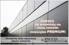 Świetliki fasadowe to doskonałe połączenie kreatywności z najnowszą technologią! Zobaczcie jak prezentują się w praktyce: http://www.piccolux.pl/pl/