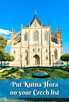 Only an hour from Prague, the ancient silver mining town of Kutna Hora is one of Czech Republic's top destinations. Click through for itinerary and photos.
