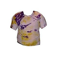 Tie-Dye Marbled T-Shirt Design: How to Create a Tie-Dye Marbled Design