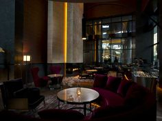 Conrad Seoul Hotel, Korea - Flames Restaurant
