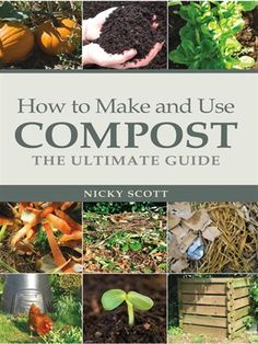 How to compost, what to compost, and what to do with your own compost!
