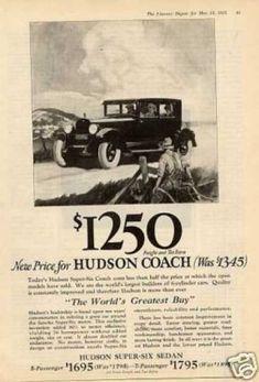 Hudson Coach (1925)